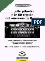 Migliorino - I Sette Pilastri e Le 60 Regole Del Successo in Borsa (Modificato) [Ita eBook Trading]