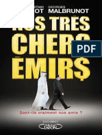 Nos Tres Chers Emirs - Christian Chesnot