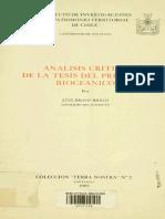 ANALISIS CRITIC0 Del Corredor Bioceanico