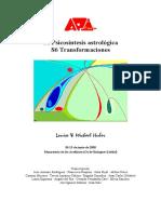 2005 LA Jun 2005 S1 S6 Psicosíntesis Astrológica y Transformaciones