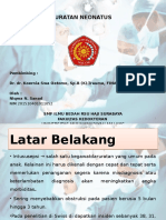 Ppt Referat Kegawatan Neonatus Niqma