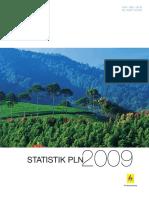 PLN Statistik 2009