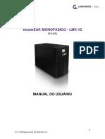 21.17.002 Manual LMX V2 3kVA Rev.01