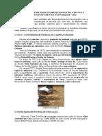 Relatório de Parcerias Estabelecidas Entre a Escola e Instituições-2015