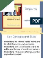 Chapter15 - Raising Capital