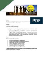 Workshop Missões Para Todos