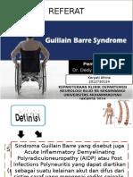 REFERAT gullain barre sindrom