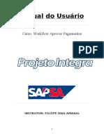 WORKFLOW_ Aprovar Pagamento - SAP