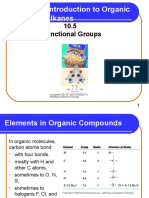 10 5 Functional Groups