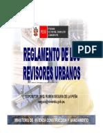 Revisores Urbanos - ppt