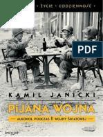 Janicki Kamil - Pijana Wojna