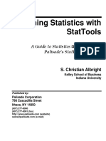 Learning Statistics with StatTools.pdf