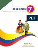 Texto de Estudiante Sociales 7mo