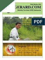 Buletin Novisiat Omi Gerardcom -Edisi Oktober 2016