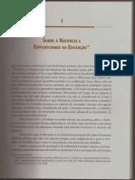 Pedagogia histórico-crítica - capitulo 1