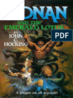 Conan and the Emerald Lotus - John C. Hocking