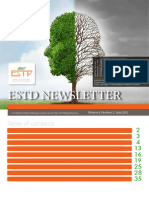Newsletter Volume 4 Number 1 June 2015 English-V1