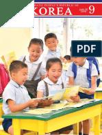 Democratic's People Republic of Korea n.9