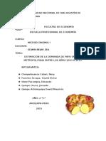 Trabajo de Microeconomia