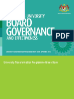 UniTP Green Book Enhancing University Board Governance and Effectiveness