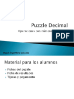 Puzzle Decimal Completo