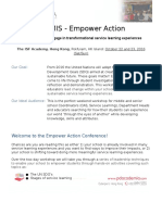acamis-empoweraction2016workshop