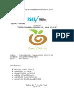 proyectos Sana Delicia Oficial