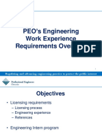 PEO's Engineering Work Experience Requirements Overview.pdf