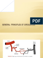 General Principles of Circulation