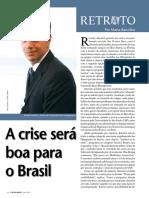 Economista Palestrante Ricardo Amorim Capitalaberto