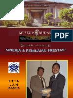 Case Study Penilaian Kinerja Di Museum Rudana