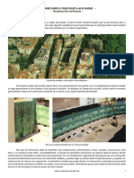 INFORME SOBRE EL FRONTÓN BETI-JAI DE MADRID - Residencia Pico del Pañuelo - 2016