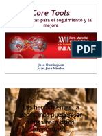 Core Tools - Jose Dominguez y Juan Jose Mireles