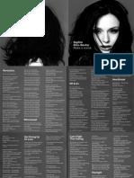 Make a Scene - Digital Booklet - Sophie Ellis-Bextor