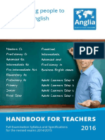 Teacher Handbook 2016
