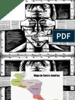 Dictaduras Salvador y nicaragua
