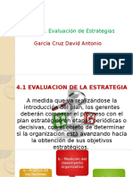 Unidad 4 Evaluación de Estratégias