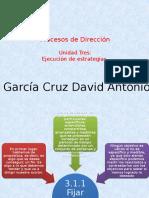 Procesos de Dirección (Unidad Tres)