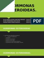 Hormonas Esteroideas Expo 2016