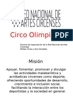 Circo Olimpiadas