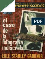 El Caso de La Foto Indiscreta Perry Mason