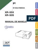 Xr55_sp Mi Proyector