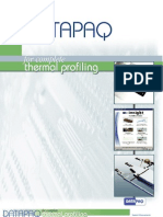 Reflow Thermal Profiling
