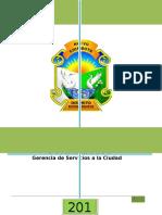 2.0 Ec - Residuos Domiciliarios 2016