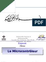 Expose Microcontroleur