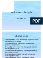 Performance Analysis Ch22