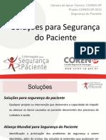 P-solucoes Seguranca Paciente