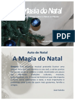 A Magia Do Natal - Teatro Musical - Guiao