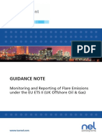 Monitoring and Reporting of Flare Emissions Under the EU ETS II UK Offshore Oil Gas
