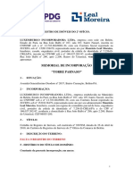 Memorial Incorporacao Parnaso Clientividade Leal Moreira 22c14341e1b